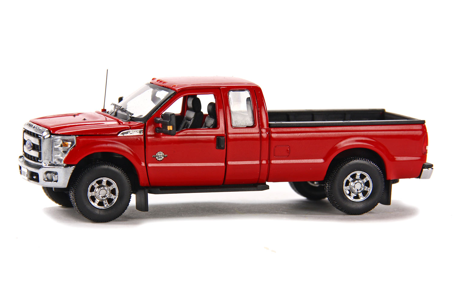 Ford F Super Cab Truck Bed