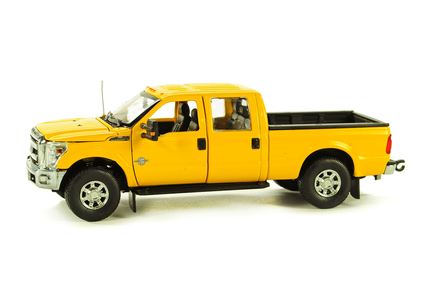 Straight Trucks Dhs Diecast Collectables Inc 1949 Ford Crew Cab F250 Pickup Truck W 6ft Bed Yellow